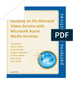 Media Service on Demand