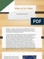 El Niño și La Niña