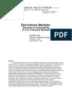 Vunerability Markets