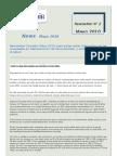 Newsletter N° 2 Mayo 2010