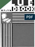 Glue Handbook-Pegamento,goma carpinteria