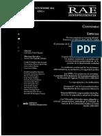 Elprincipio de La Fe Publica Registral Los Asientos de Inscripcion y Los Titulos Archivados Francisco Avendano