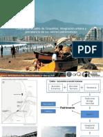 Caletas Urbanas - Integración Urbana y Prevalencia de Sus Valores Patrimoniales