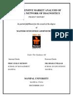 IMC SOLS Complex Network of Diagnostics Final