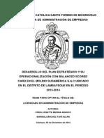 Molinera Sudamerica