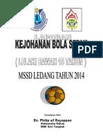 Laporan Mssd b15 2014