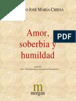 Leer Amor Soberbia y Humildad