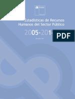 Informe RRHH Dipres 2015