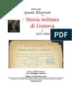 Cenni GENOESE Military history 1. 1636-1685