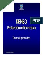 04 Gama de Productos Anticorrosivos DENSO_sp