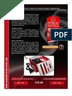 An Electronic Cigarette Discount Catalog DSE901 Starter Kit JOYE 510 901 Mini E Cig Mega Titan 510 Super Electronic Cigarette Coupon Joyetech Coupons Totally Wicked E Liquid