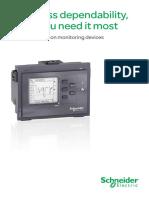 Insulation Monitoring Relays (Vigilohm) - Brochure