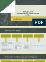 Presentacion Del Modulo Diseño de Proyectos