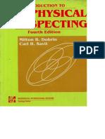 Introduction to Geophysical Prospecting (4th ed.) [Dobrin & Savit, 1988] @Geo Pedia.pdf