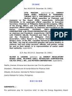 2. Maceda v Energy Regulatory Board