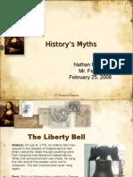 History's Myths