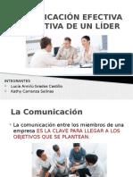 Comunicación Efectiva y Afectiva de Un Líder