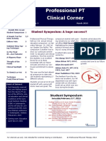 newsletter - rob s vol 3 march 2015