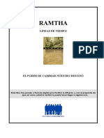 Líneas de Tiempo-Ramtha