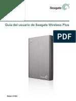 Seagate Wireless Plus User Guide ES