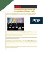 22-02-2016 Sexenio Puebla - Turismo Representa Mayor Potencial Para Generar Empleos; Moreno Valle