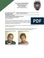 Press Release-Reverse Prostitution