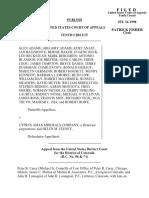 Adams v. Cyprus Amax Minerals, 149 F.3d 1156, 10th Cir. (1998)
