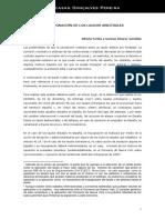 Impugnación de de LAudos Arbitrales - Alberto Fortún y Germás Alvarez