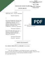Cross County Land v. PB Network Serv., 10th Cir. (2008)