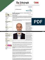 Sushil Suri CBI - About Morepen Laboratories Ltd