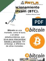 El Funcionamiento Del Bitcoin (BTC)