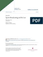 Sports Law 2