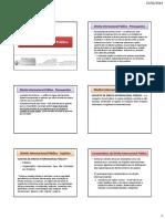 2 - Conceitos, Características e Fontes