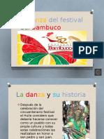 La Danza Del Festival Del Bambuco