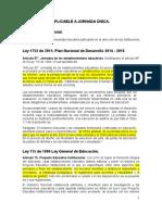 Normatividad Aplicable a Jornada Única Huila_1