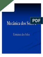 4-Estruturas Dos Solos