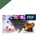 Triangulo de Bibby, Hioides y Disfagia. Fga. Nidia Patricia Cedeño o.