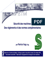 Securite Des Machines 1310