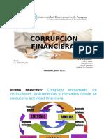 CORRUPCIÓN FINANCIERA