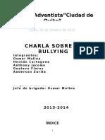Informe Bullying