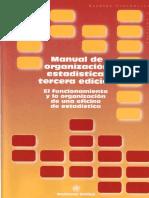 ONU - Manual de Organización Estadística