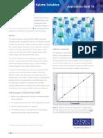 Determination of Xylene Solubles in Polypropylene