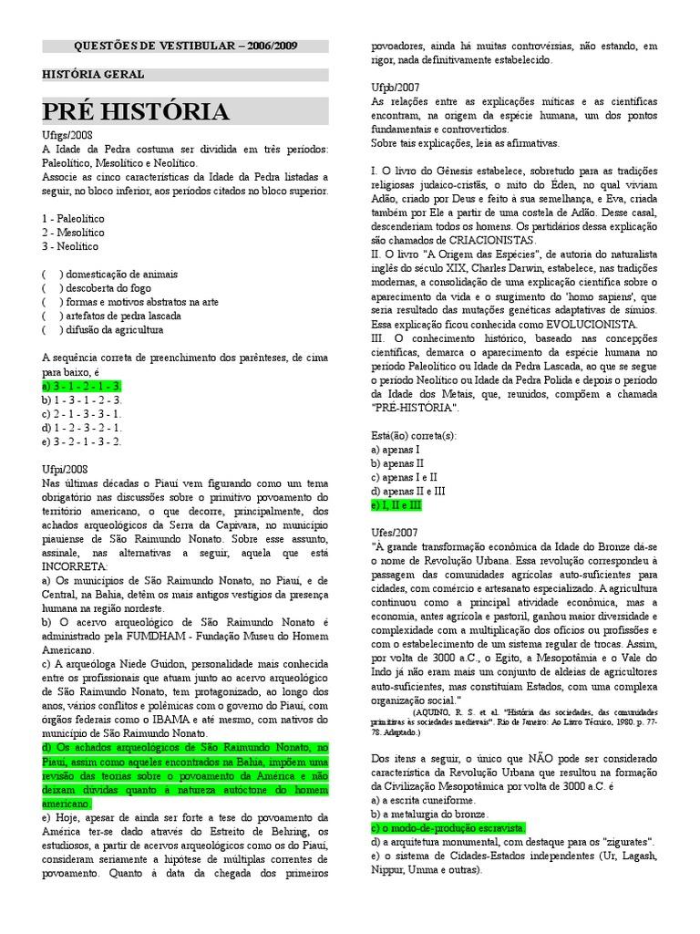 1a4c3ff860 Questões - Editora Moderna