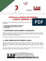 Info Uztaila