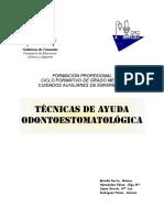 Tecnicas de Ayuda Odontoestomatologica Kq75pRz