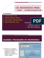 Software de Inventario Para Mypes