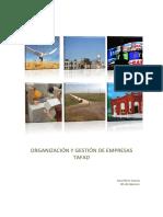 Manual Empresa Tafad