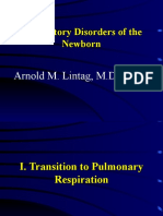PEDIA2 20100513 Neo 2 - Respiratory Disorders of NB