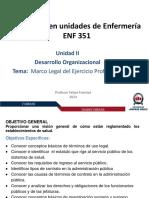 Clase Marco Legal de Enfermeria 2013