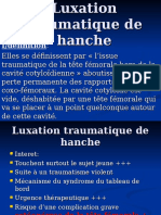 Luxation de Hanche
